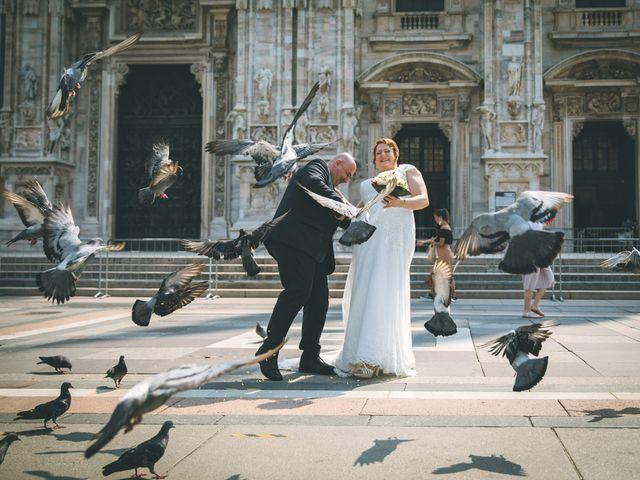 Il matrimonio di Antonio e Cristina a Milano, Milano 67