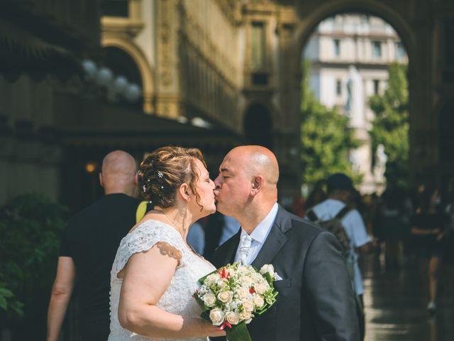 Il matrimonio di Antonio e Cristina a Milano, Milano 72