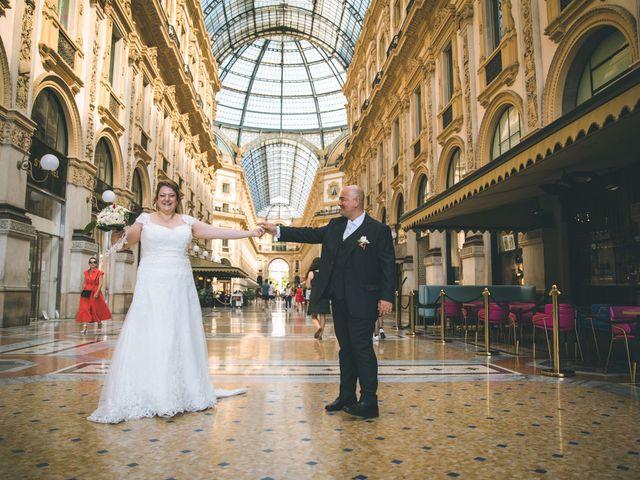 Il matrimonio di Antonio e Cristina a Milano, Milano 73