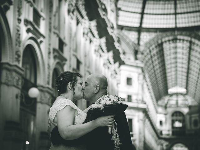 Il matrimonio di Antonio e Cristina a Milano, Milano 74