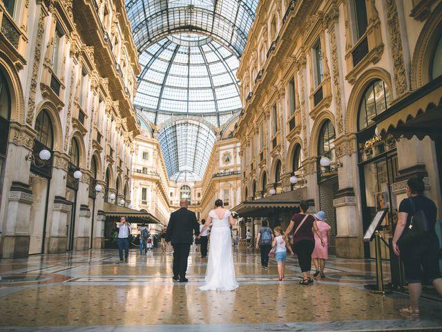 Il matrimonio di Antonio e Cristina a Milano, Milano 75
