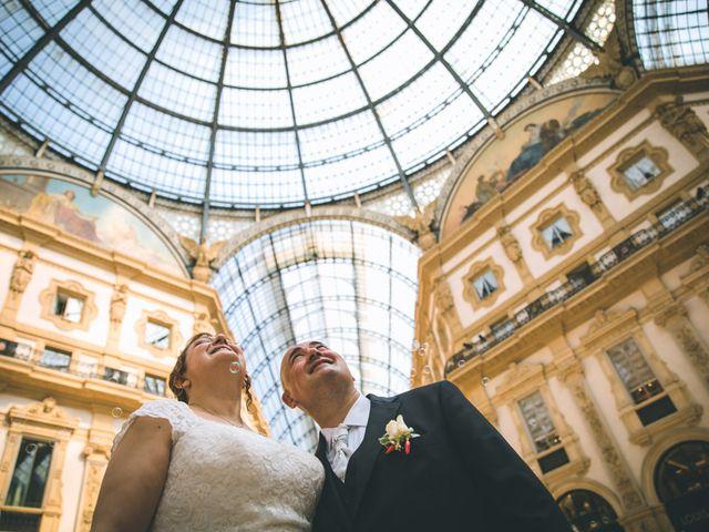 Il matrimonio di Antonio e Cristina a Milano, Milano 79