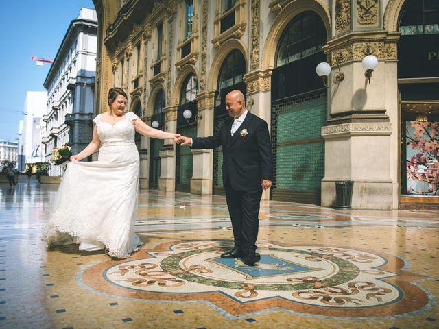 Il matrimonio di Antonio e Cristina a Milano, Milano 80