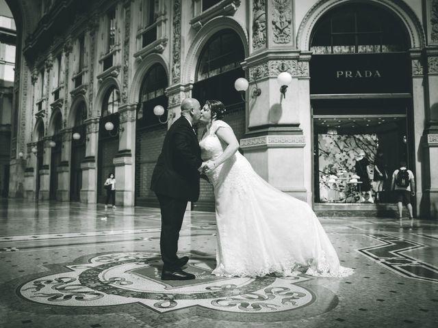 Il matrimonio di Antonio e Cristina a Milano, Milano 81