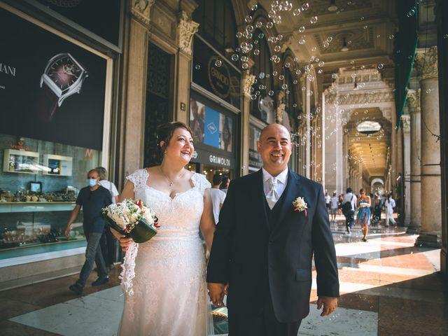 Il matrimonio di Antonio e Cristina a Milano, Milano 85