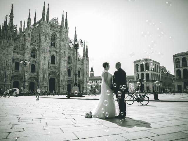 Il matrimonio di Antonio e Cristina a Milano, Milano 86