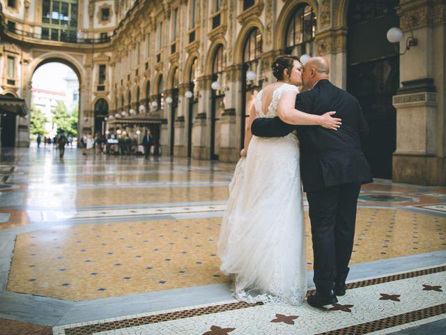 Il matrimonio di Antonio e Cristina a Milano, Milano 88