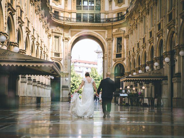 Il matrimonio di Antonio e Cristina a Milano, Milano 90