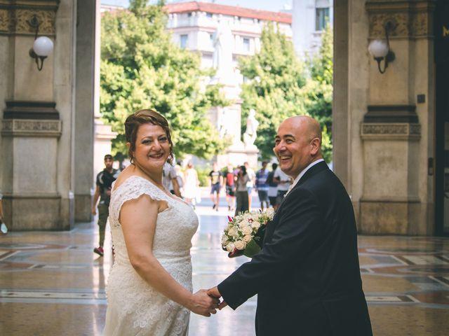 Il matrimonio di Antonio e Cristina a Milano, Milano 91
