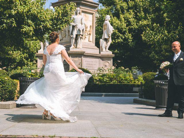 Il matrimonio di Antonio e Cristina a Milano, Milano 92