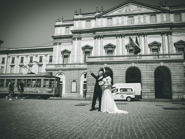 Il matrimonio di Antonio e Cristina a Milano, Milano 93
