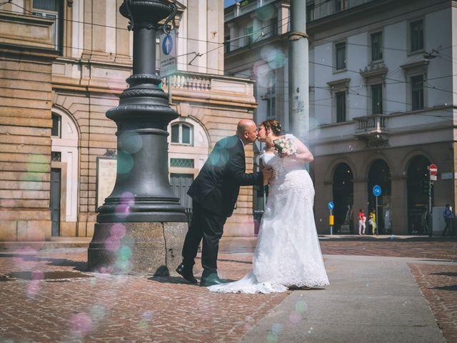 Il matrimonio di Antonio e Cristina a Milano, Milano 95