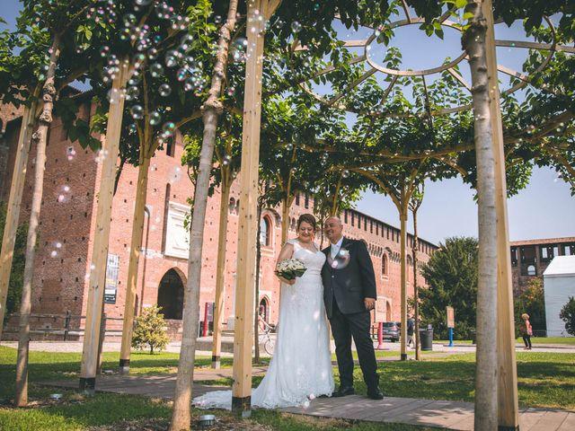 Il matrimonio di Antonio e Cristina a Milano, Milano 100