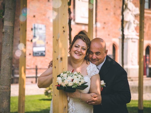 Il matrimonio di Antonio e Cristina a Milano, Milano 101