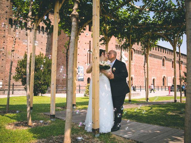 Il matrimonio di Antonio e Cristina a Milano, Milano 102
