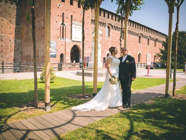 Il matrimonio di Antonio e Cristina a Milano, Milano 103