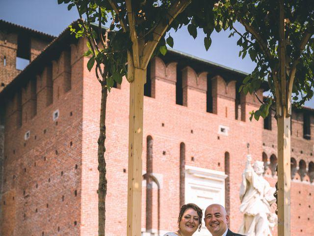 Il matrimonio di Antonio e Cristina a Milano, Milano 104