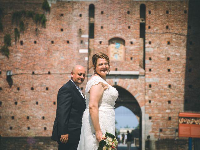 Il matrimonio di Antonio e Cristina a Milano, Milano 105