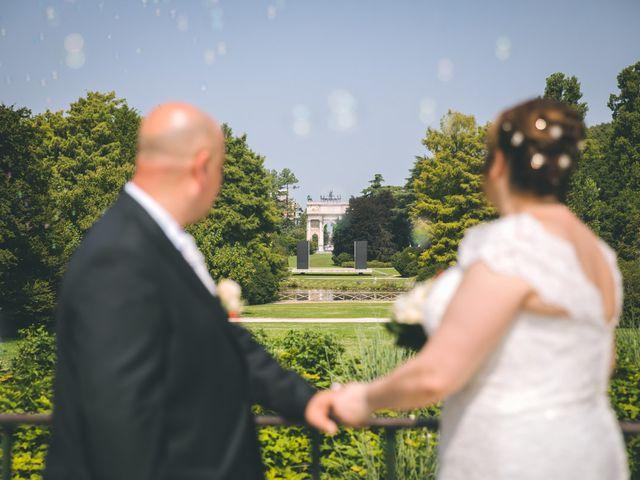 Il matrimonio di Antonio e Cristina a Milano, Milano 107