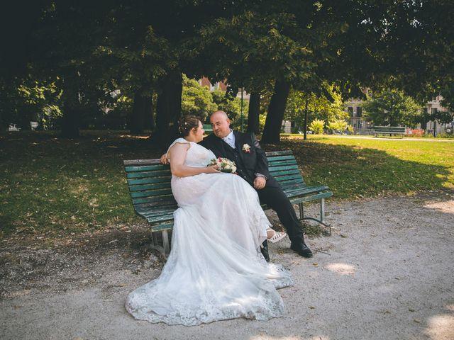Il matrimonio di Antonio e Cristina a Milano, Milano 112