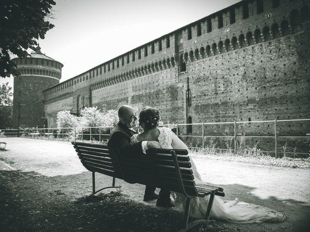 Il matrimonio di Antonio e Cristina a Milano, Milano 113