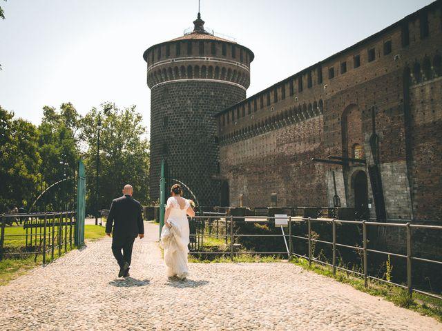 Il matrimonio di Antonio e Cristina a Milano, Milano 115