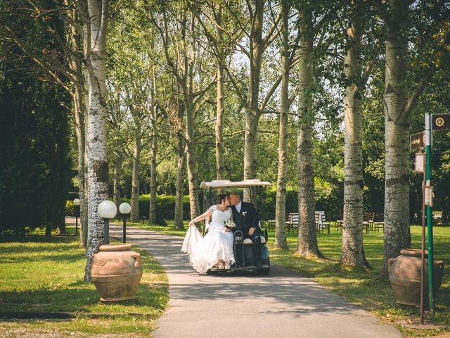 Il matrimonio di Antonio e Cristina a Milano, Milano 124