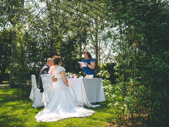 Il matrimonio di Antonio e Cristina a Milano, Milano 129