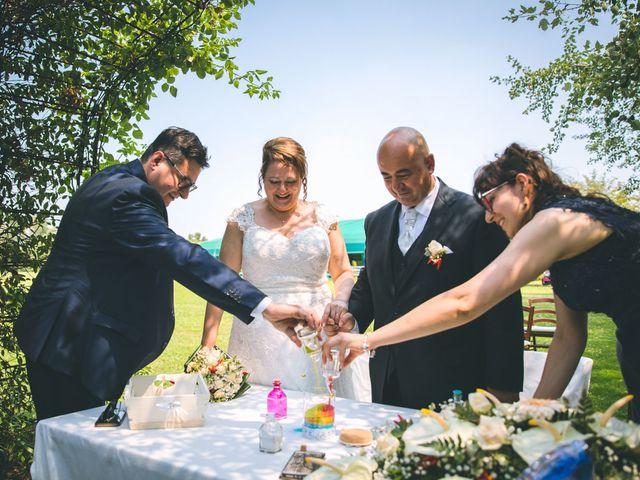 Il matrimonio di Antonio e Cristina a Milano, Milano 138