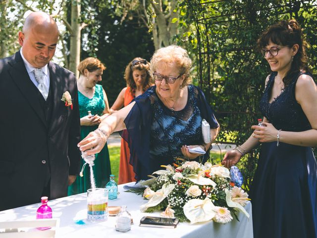 Il matrimonio di Antonio e Cristina a Milano, Milano 139