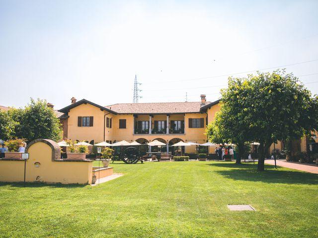 Il matrimonio di Antonio e Cristina a Milano, Milano 160