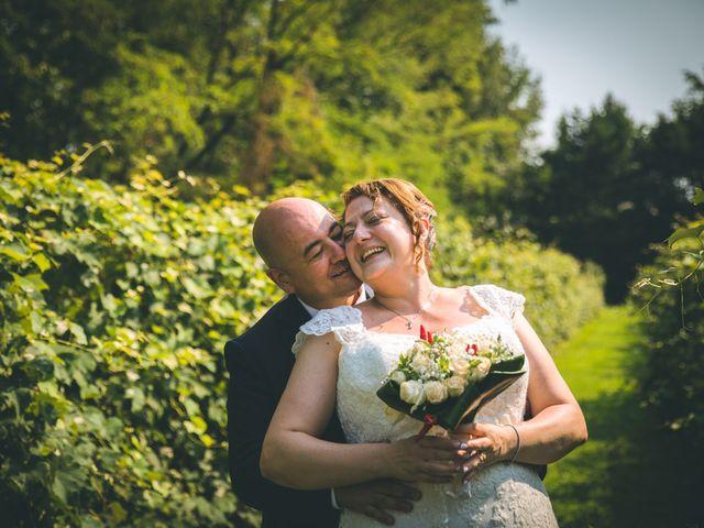 Il matrimonio di Antonio e Cristina a Milano, Milano 170