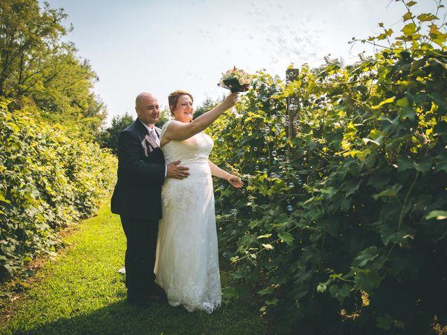 Il matrimonio di Antonio e Cristina a Milano, Milano 171