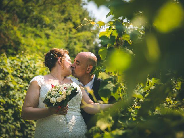 Il matrimonio di Antonio e Cristina a Milano, Milano 1