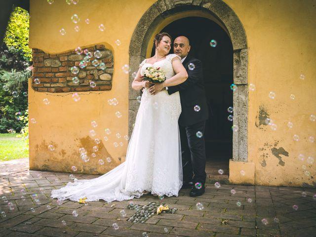 Il matrimonio di Antonio e Cristina a Milano, Milano 184