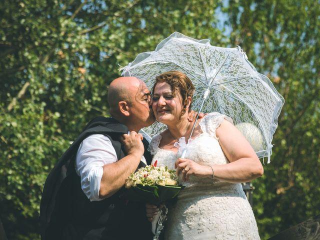 Il matrimonio di Antonio e Cristina a Milano, Milano 201