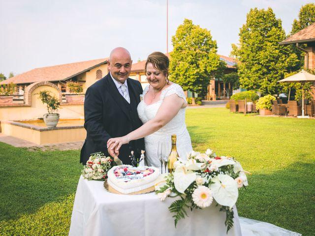 Il matrimonio di Antonio e Cristina a Milano, Milano 235