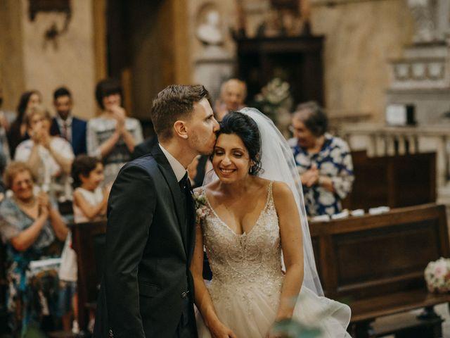 Il matrimonio di Alessandro e Alessandra a Cavour, Torino 9