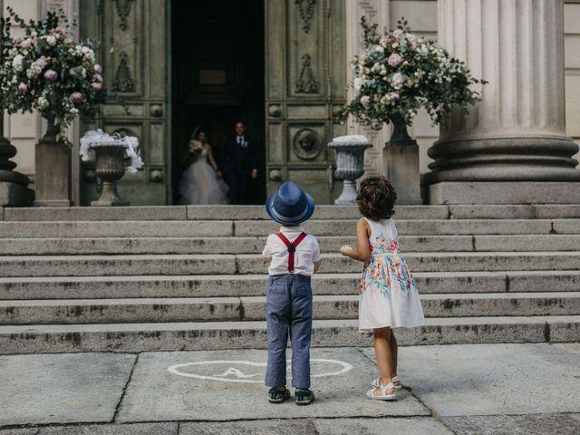 Il matrimonio di Alessandro e Alessandra a Cavour, Torino 10