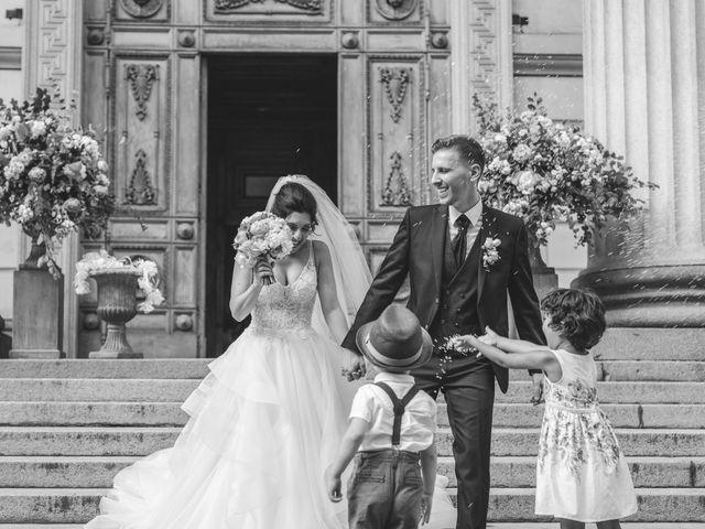 Il matrimonio di Alessandro e Alessandra a Cavour, Torino 11