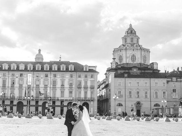 Il matrimonio di Alessandro e Alessandra a Cavour, Torino 12
