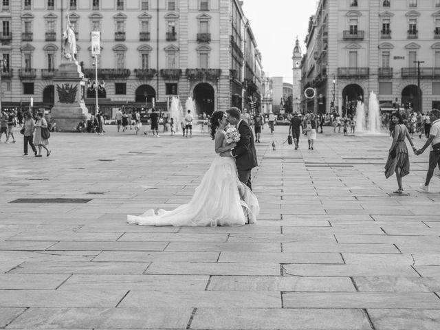 Il matrimonio di Alessandro e Alessandra a Cavour, Torino 13