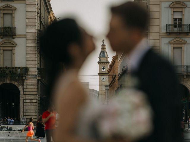 Il matrimonio di Alessandro e Alessandra a Cavour, Torino 14