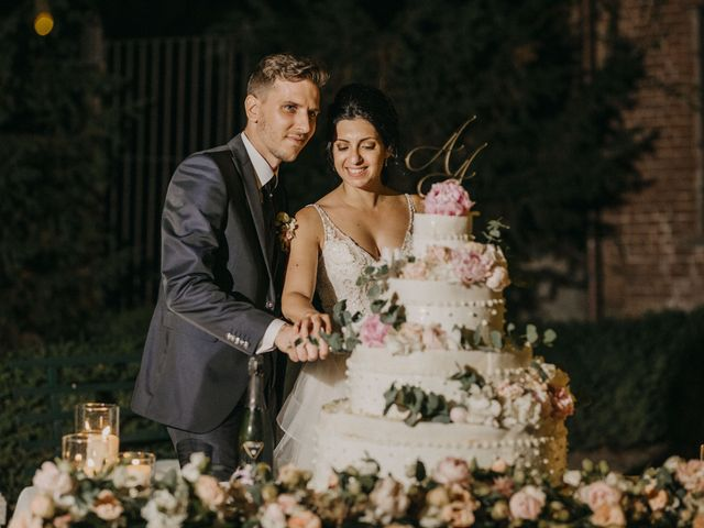 Il matrimonio di Alessandro e Alessandra a Cavour, Torino 25