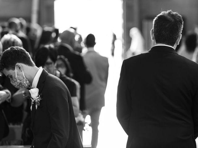 Il matrimonio di Filippo e Francesca a Milano, Milano 27