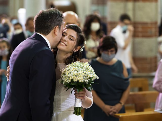 Il matrimonio di Filippo e Francesca a Milano, Milano 29