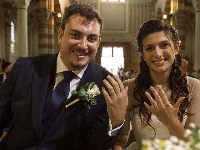 Il matrimonio di Filippo e Francesca a Milano, Milano 43