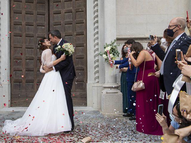 Il matrimonio di Filippo e Francesca a Milano, Milano 45
