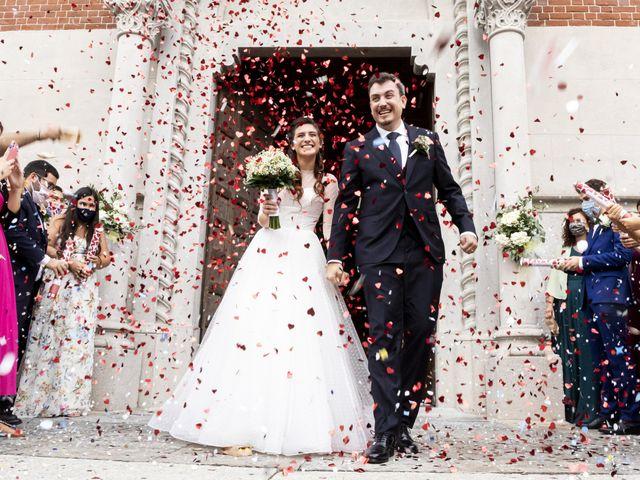 Il matrimonio di Filippo e Francesca a Milano, Milano 48