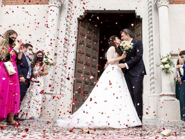 Il matrimonio di Filippo e Francesca a Milano, Milano 49